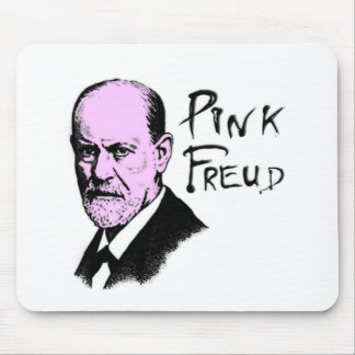 Tapis De Souris Pink Freud T-Shirt Great Quality Pink Floyd