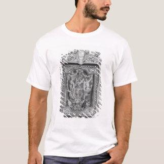 Tapisserie des Wappens der französischen T-Shirt