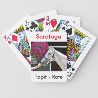 Tapit - auswendiges angesagtes no.140 bicycle spielkarten