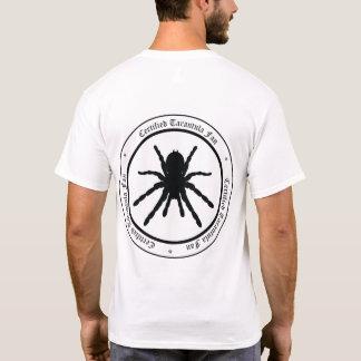 """""""Tarantula-Fan-"""" T - Shirt (hinteres Logo)"""