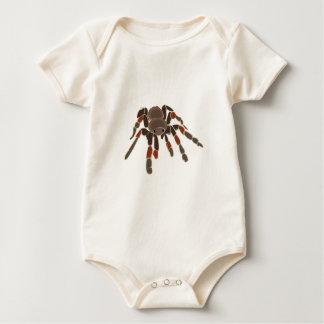 Tarantula-Spinne Baby Strampler