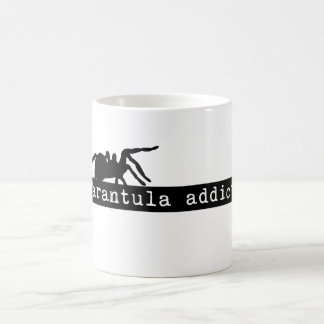 """""""Tarantula-Süchtig-"""" klassische Tasse"""