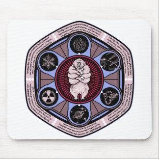 Tardigarde stark mousepad