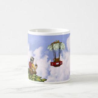 tardigrade Reise Kaffeetasse