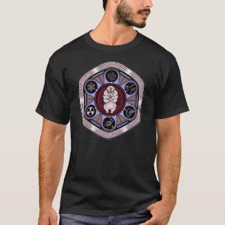 Tardigrade starkes (ursprüngliche Entwurfsfarbe)) T-Shirt