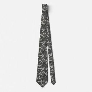 Tarnung Personalisierte Krawatte
