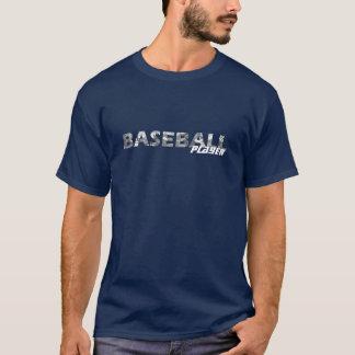 Tarnungs-Baseball-Spielert-shirt T-Shirt