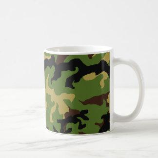 """""""Tarnungs-Militärtribut-"""" Tasse"""