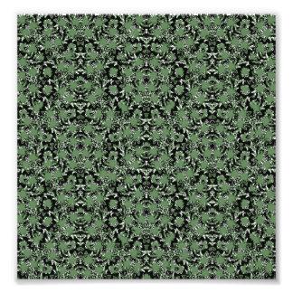 Tarnungs-verziertes Muster Fotodruck