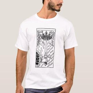 Tarot-Karte: As der Schwerter T-Shirt