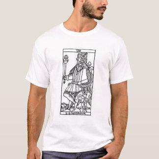 Tarot-Karte: Der Kaiser T-Shirt