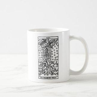 Tarot-Karte: Der Madhouse Kaffeetasse