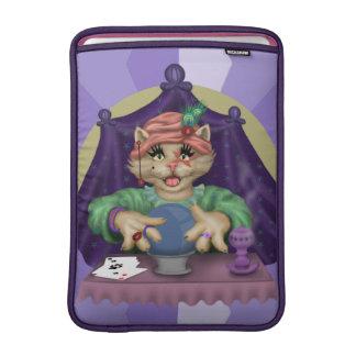 TAROTcat-CARTOON Macbook Luft 13 onz MacBook Sleeve