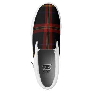 Tartan Slip-On Sneaker