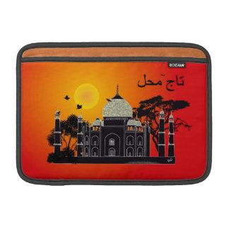 Tasch Mahal Indien Rickshaw Schutzhülle 1 Sleeve Fürs MacBook Air