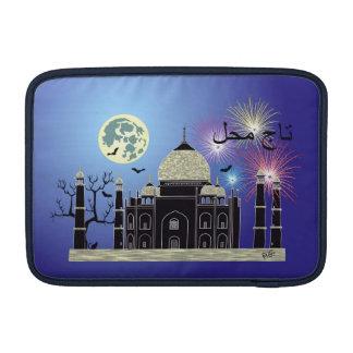 Tasch Mahal Indien Rickshaw Schutzhülle 2 MacBook Sleeve