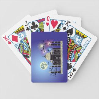 Tasch Mahal Indien Spielkarten 2