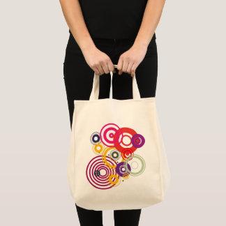Tasche für Kauf rote Kreise