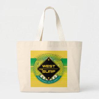 Tasche GR West Wellenreiten XI