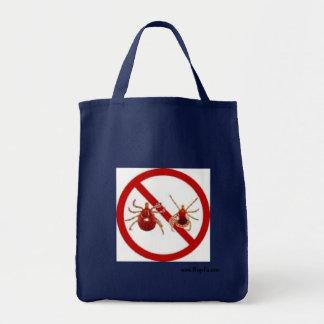 Tasche, Lyme Krankheits-Bewusstseins-Grün-Tasche Tragetasche