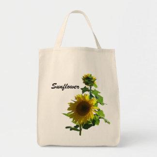 Tasche - Sonnenblumen Tragetasche