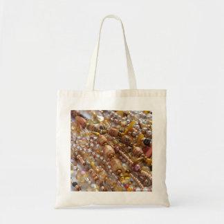 Tasche, Tasche natürliche Earthtones, Bernstein-u.