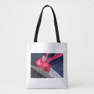 Taschen-Einkaufstaschen-Rosa-Band Rolls Tasche