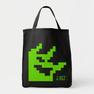 Taschen-Tasche des Störschub-(Maskottchen 2-Bit) Tragetasche