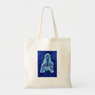 Taschen-Tasche mit Batik-Virus Tragetasche