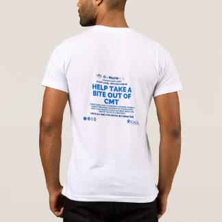 Taschent-stück (mit hinterem Entwurf) T-Shirt