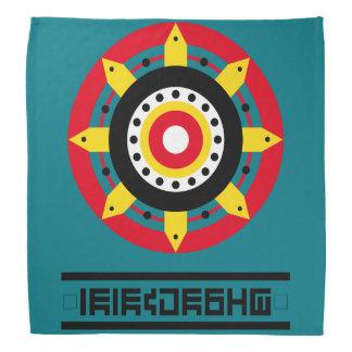 Taschentuch Tribe OHOHUIHCAN Kopftuch