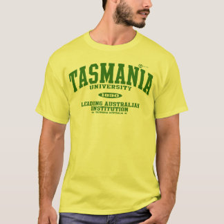 Tasmanien-Universität T-Shirt
