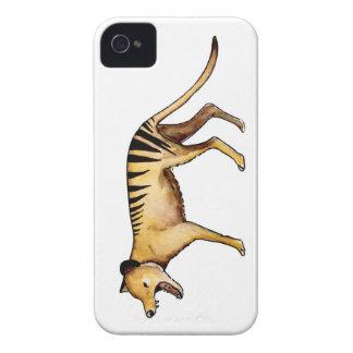 Tasmanischer Tiger, Thylacine iPhone 4 Case-Mate Hüllen
