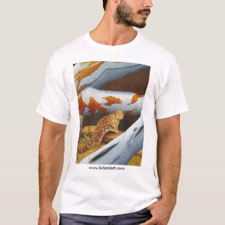 Tasmanisches Qual Australien T-Shirt