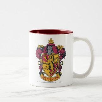 Tasse 2 Couleurs Crête de Chambre de Harry Potter | Gryffindor