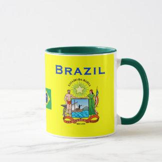 Tasse Bahias, Brasilien/Caneca DA Bahia
