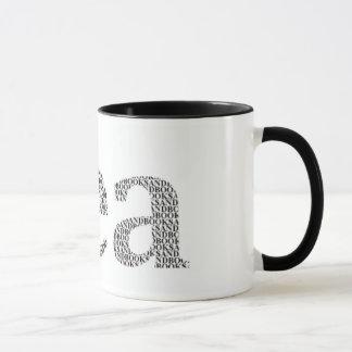Tasse BOOKSAND Tee-[gelehrte Stückchen]
