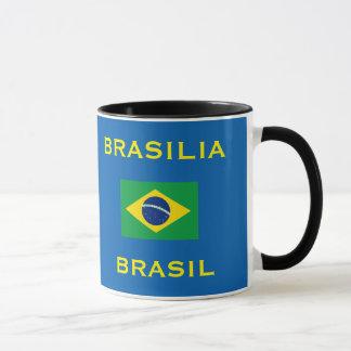 Tasse Brasilias Brasilien klassisches    Caneca De