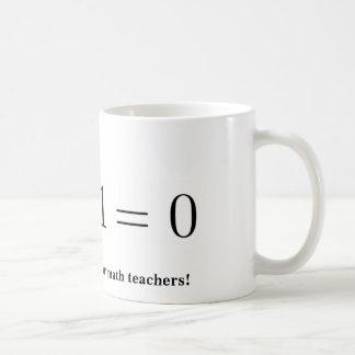 Tasse: Danken Sie Ihrem Mathelehrer