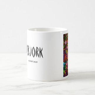 Tasse de café de mauvais goût de CBjork Tiki