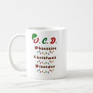 Tasse de café de mauvais goût drôle de vacances de
