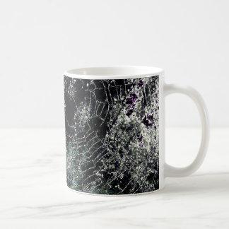 Tasse de café d'impression de la toile de