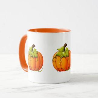 Tasse de citrouille de Halloween/automne