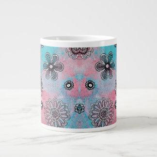 Tasse de flower power mug jumbo