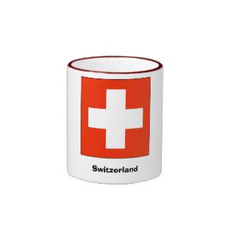 Tasse de la Suisse