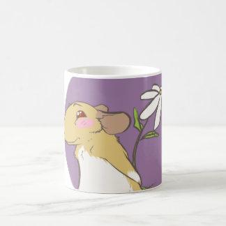 Tasse de l'amour Flower-1 de rat