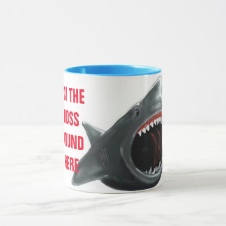 Tasse de requin