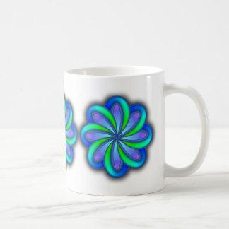 tasse en céramique 11oz de flower power