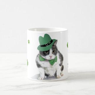 Tasse:  Felix, die Katze, im März Kaffeetasse