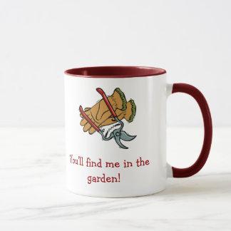 Tasse für Gärtner